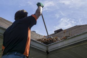 diy gutter cleaning Colchester